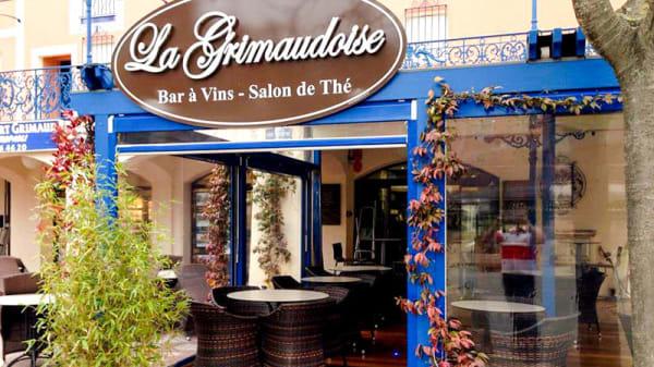Entrée - La Grimaudoise, Grimaud