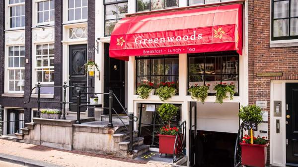 Greenwoods (Singel), Amsterdam