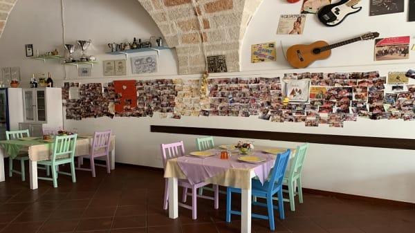 Sala - Cucina di Ventura, Polignano A Mare