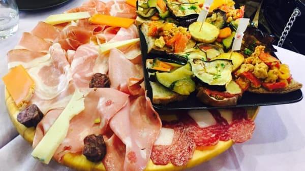 Tagliere cenato - Salumerì, Pescara