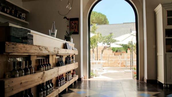 Sala-cantina - Casa Dell'Angelo, Vignacastrisi