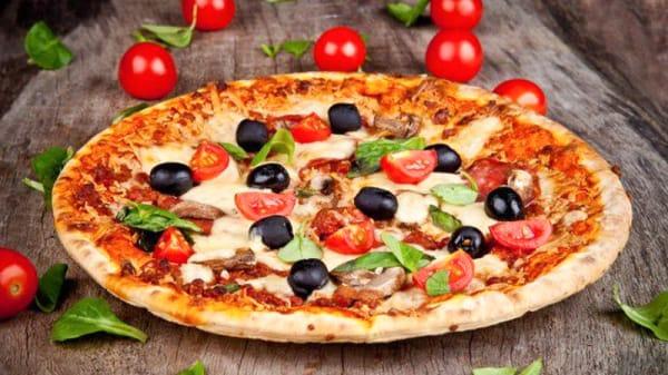 Le pizze - Roma in Bocca, Roma