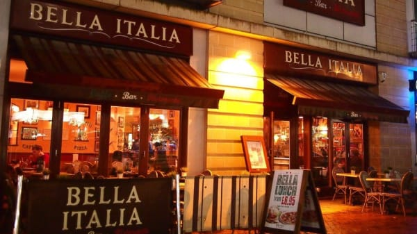 Bella Italia - Reading Oracle, Reading