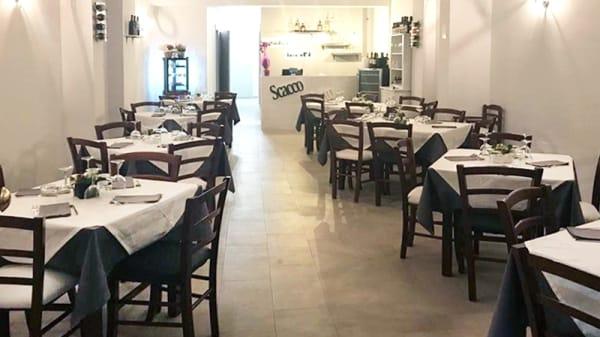 Interno - Trattoria Scacco Matto Pesce e Carne, Firenze