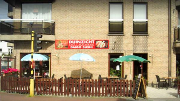 Terrasse - Duinzicht Daigo Sushi, Knokke-Heist