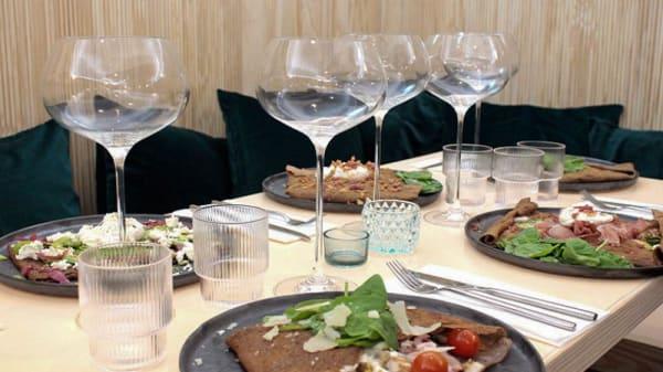 Suggestion du chef - Bisou, Paris