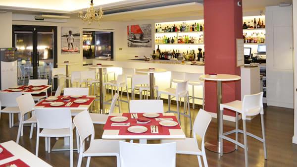 Vista sala - Anel Tapas & Lounge Bar, Pozuelo de Alarcón