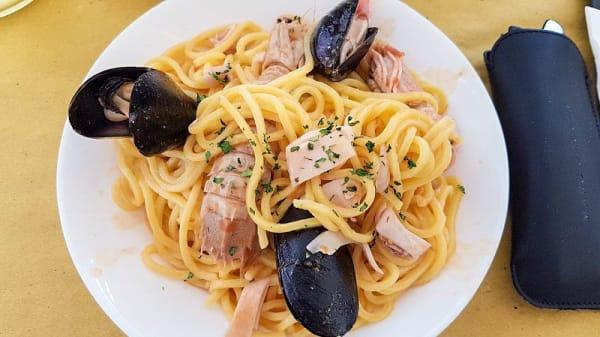 Suggerimente dello chef - La Piazzetta a Mare, Marina di San Vito