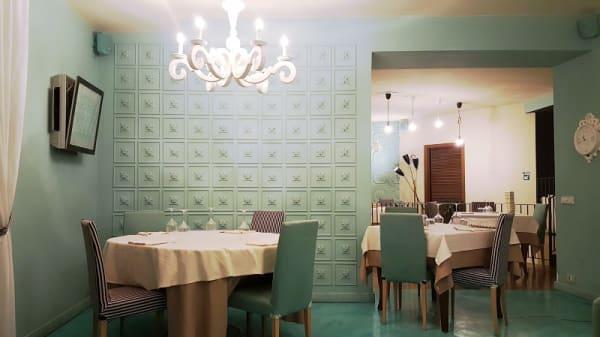 Vista sala - Sal8 Ristorante, Agrigento