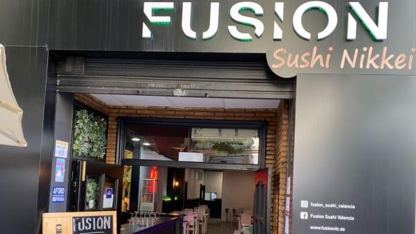 Fusion Sushi, Valencia