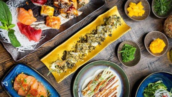 Suggestie van de chef - Ixi Modern Asian Cuisine, Utrecht