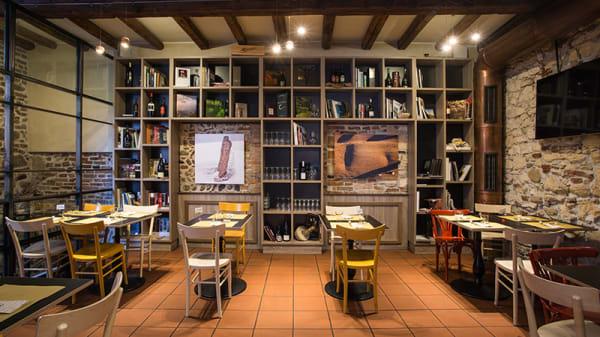 La sala - Scapin Osteria e Bottega, Verona