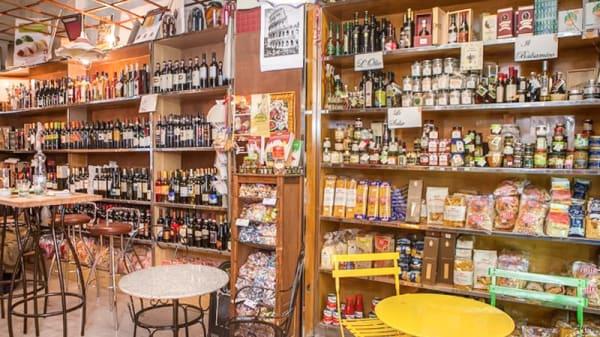 bancone di prodotti - Kitchen Pasta all'uovo, Roma