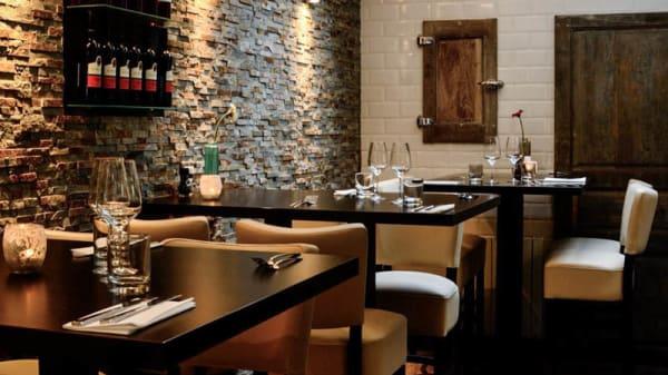 Restaurantzaal - De Vleeschhouwerij, Heemstede