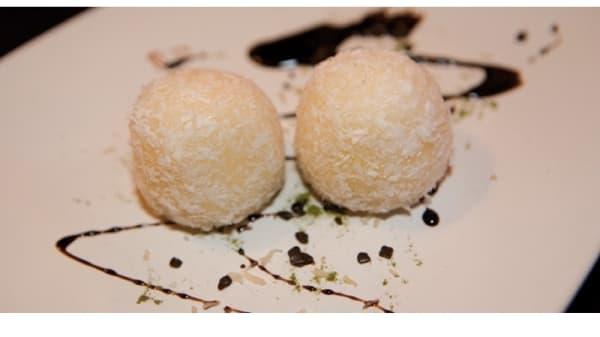 Dessert de saison - La Maison Tatami, Blois