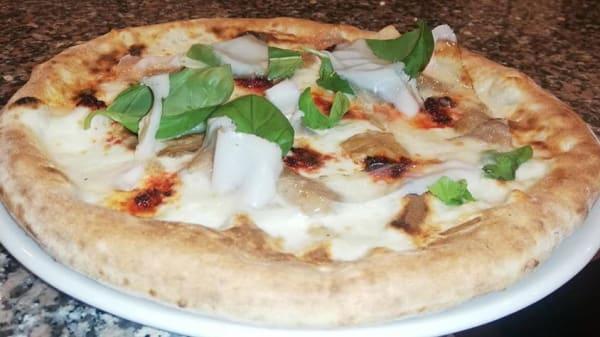 Lo Chef Consiglia - Pizzeria Regina di Cuori, Monza