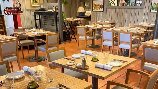 Ambiance à l'italienne - Caffe Cosi - La Trattoria de Bruno Caironi, Troyes