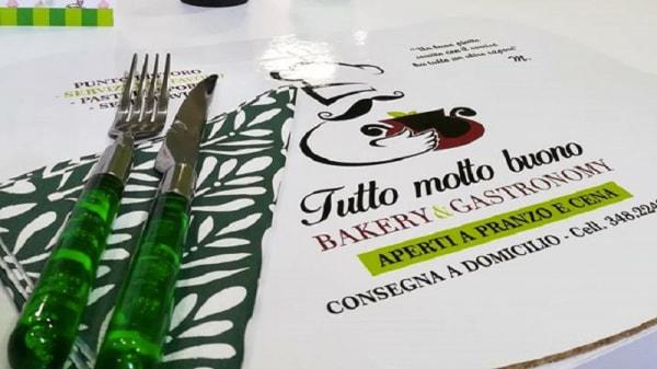 Tavolo - Tutto Molto Buono, Mondragone