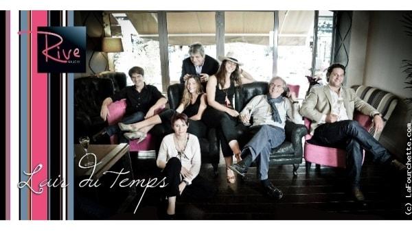 L'équipe du restaurant - Rive Gauche, Tours