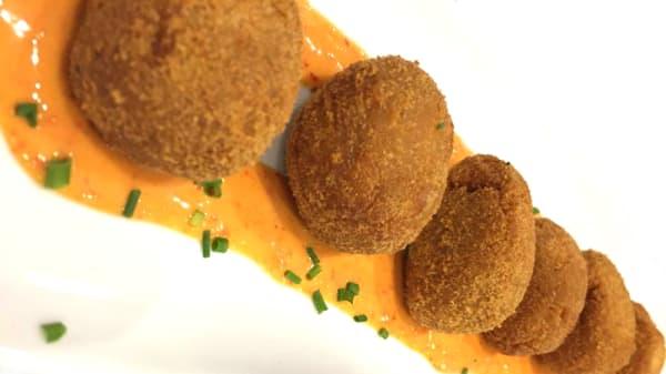 Sugerencia del chef - Vinoteca Bouquet, Málaga