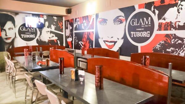 sala - GLAM Disco Risto Pub, Baronissi