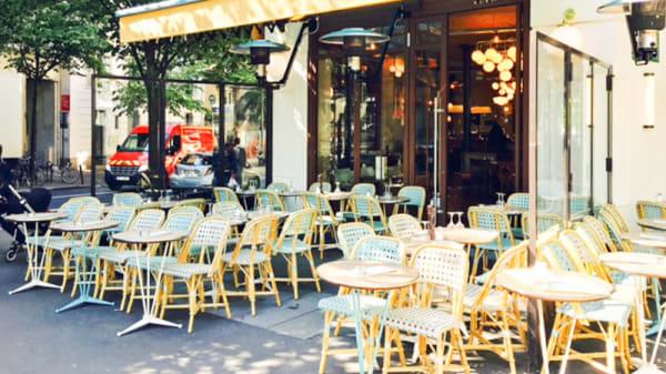 1er terasse - Le Felix Café, Paris
