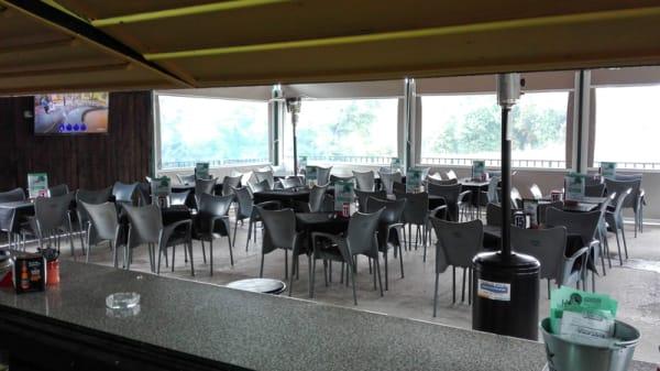 Sala del restaurant - Cantina la higuera, Talayuela
