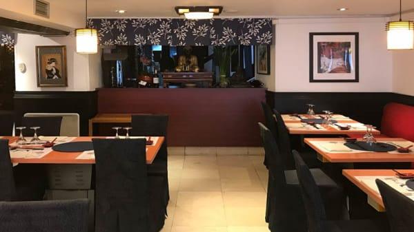 Salon du restaurant - Yama Yen, Sucy-en-Brie