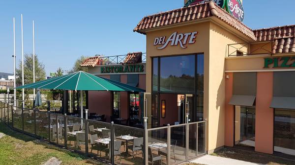 Devanture - Ristorante Del Arte - Val de Reuil, Val-de-Reuil