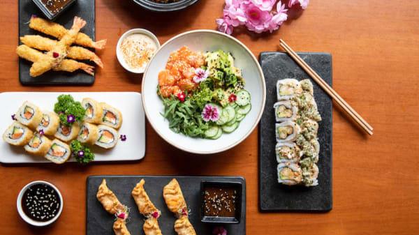 Sugerencia del chef - Sakura Sushi, Miraflores
