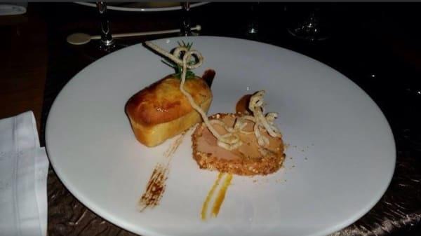 Restaurant - Auberge de la Chèvre d'Or, Cabris