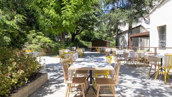 Veduta dell interno - Lampadina Pizza e Cucina, Bologna
