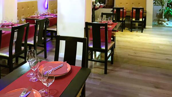Vista sala - Nomo's, Madrid
