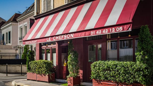 Restaurant Le Chefson - Le Chefson, Bois-Colombes