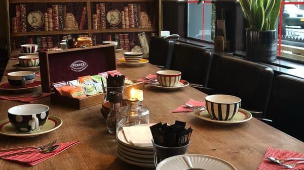 Grand café - Het Heerenhuis, Groningen