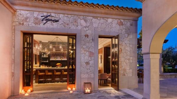 Fachada - Tapas Bar at Cap Vermell Grand Hotel, Canyamel