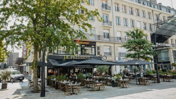 Brasserie Le Président, Valenciennes