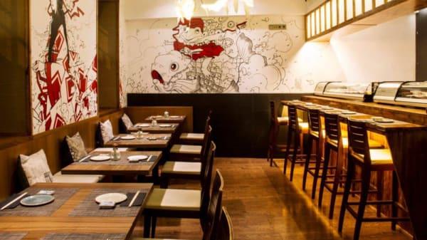 Restaurante Ikigai - Ikigai, Madrid