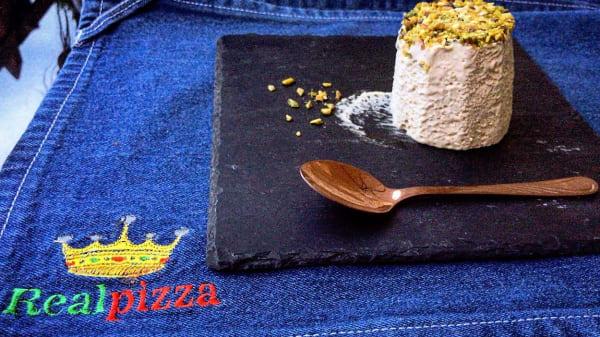 Semifreddo al Pistacchio  - Real Pizza - Food & Drink, Cucciago