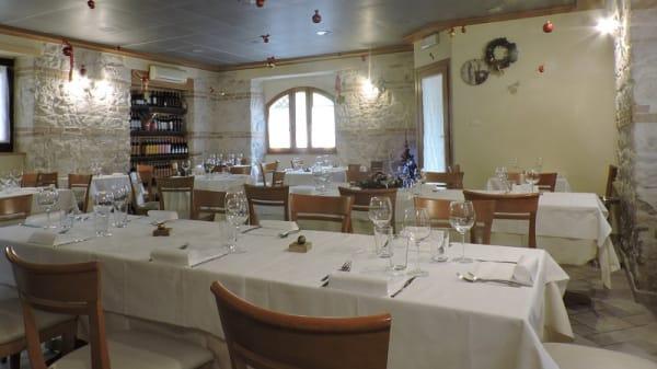 Vista sala - Ristorante Marano di Pescofalcone, Caramanico Terme