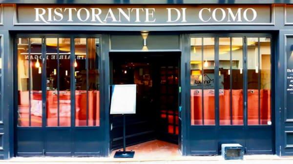 Entrée - Ristorante di Como, Paris