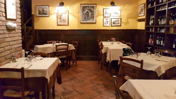 Interno - Boccondivino, Verona