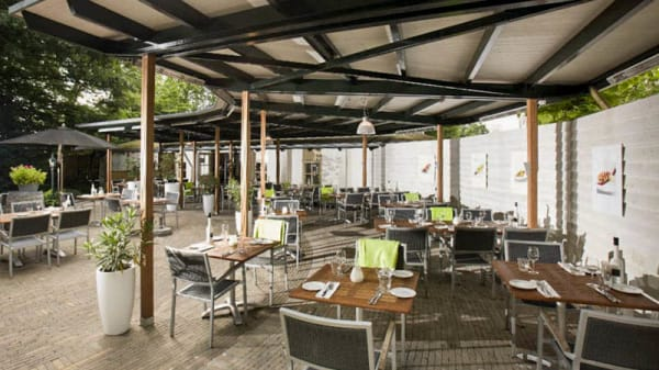 Terras - Restaurant Pomphuis, Ede