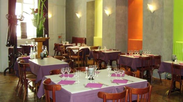 Salle du restaurant - La Bonâme de Bruno, Lyon
