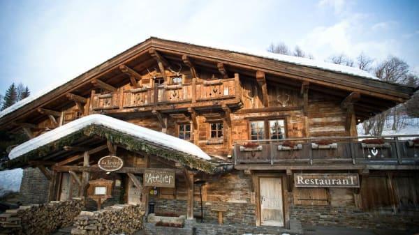 CHALET - La Taverne du Mont d'Arbois, Megève