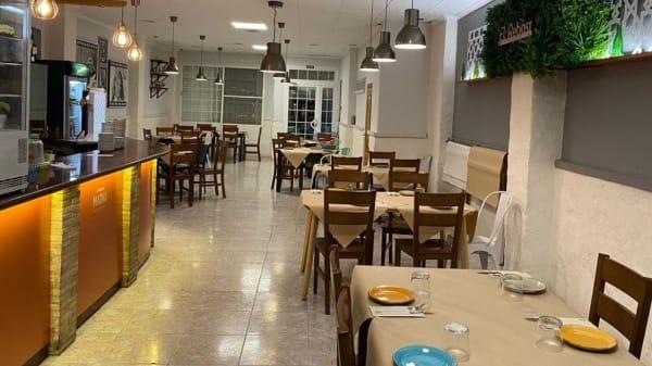 El Rebost Restaurant, Real