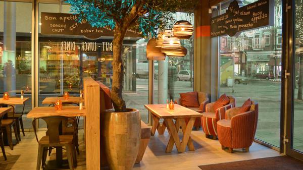 Restaurantzaal - Madera House, Rotterdam