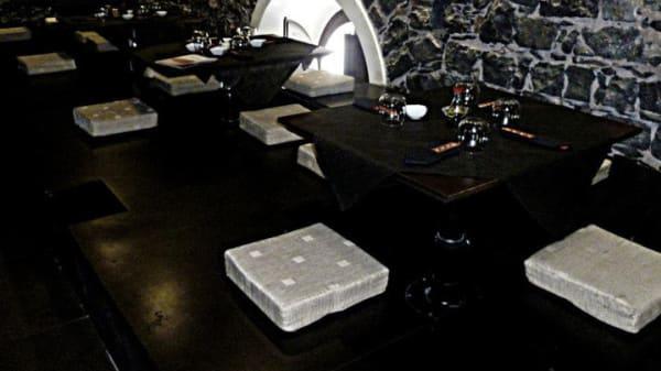 sala interna - Moroboshi c/o Centro Enogastronomico Vecchia Dogana, Catania