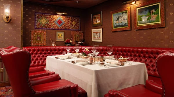 The Curry Room, London