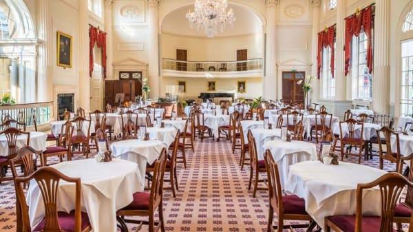 The Pump Room Restaurant, Bath